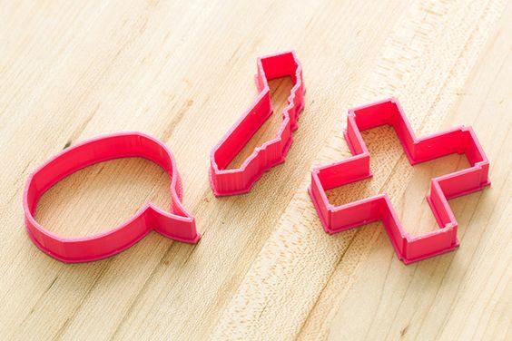 We Tried It! 3D Printed Cookie Cutters via Brit + Co