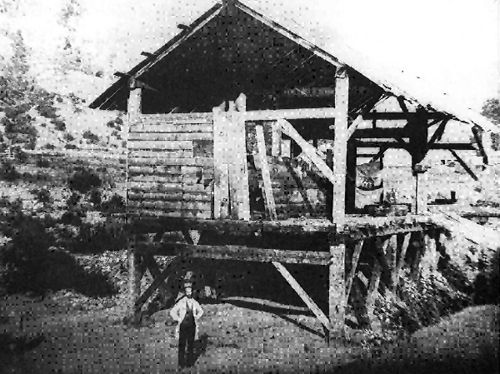 James Marshall's discovery of gold at Sutter's Mill in ...