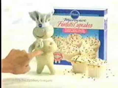 Pooping Pillsbury Dough Boy.