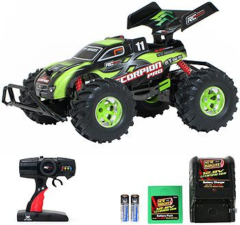 110 scale remote control ff pro scorpion green new bright 110 scale remote control ff pro scorpion green new bright industries toys r us cars pinterest scorpion scale and radio control sciox Choice Image