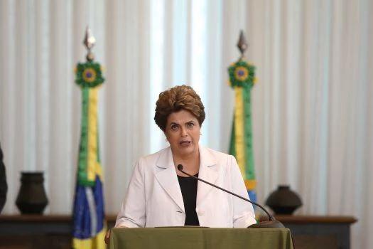 A carta de Dilma ao Senado e ao País