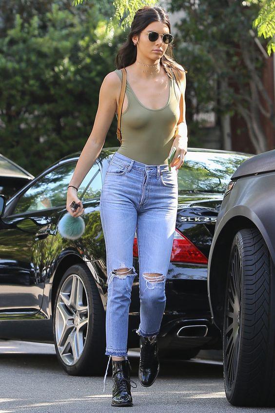 Kendall Jenner || August 30, 2016
