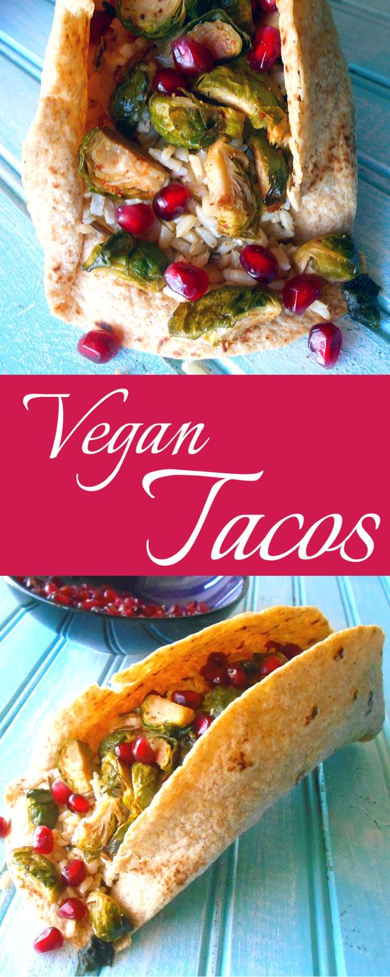 Vegan tacos, Taco dinner and Tacos on Pinterest