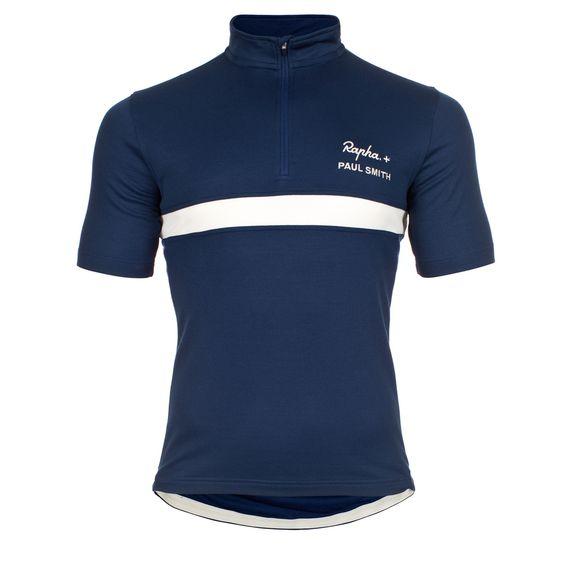 Rapha + Paul Smith Cycling Jersey