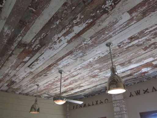 I Want Barnwood For My Kitchen Ceiling Recreationalroom Recreational Room Ce Barnwo Kuchendecken Wiederverwendetes Scheunenholz Scheunenholz