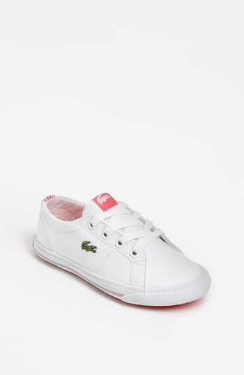 Lacoste 'Marcel' Sneaker (Toddler) available at #Nordstrom