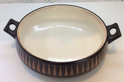 Ben Seibel Forum International Pyramid Mid Century Modern Casserole Dish 280S