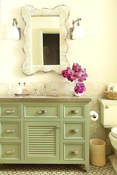 Green Bathroom Cabinets Green Bathroom Vanity Seafoam Green Bathroom Cabinets Green Bathroom Green Vanity Top Bathroom Design
