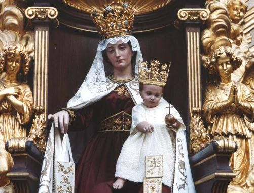 Feast Of Our Lady Of Mount Carmel Quotes: Happy Feast Of Our Lady Of Mount Carmel!