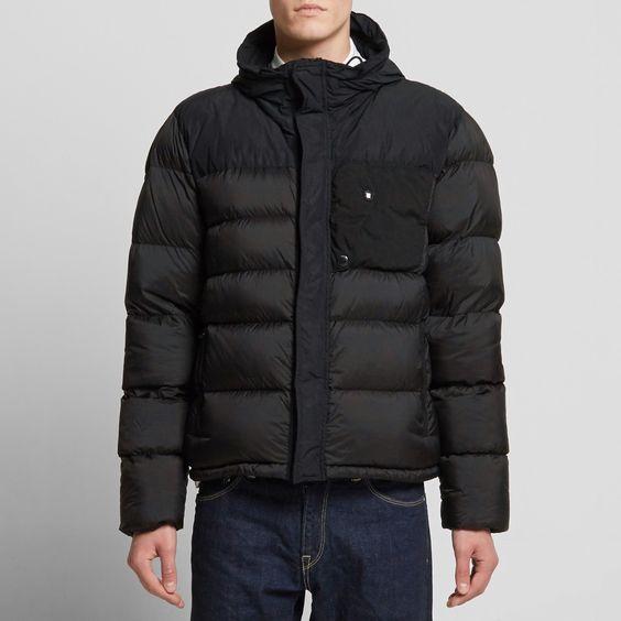 C.P. Company Shell Mille Miglia Jacket (Black)