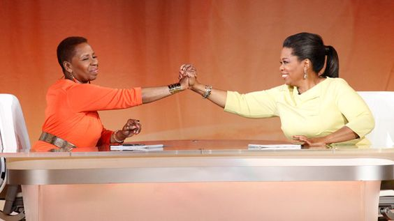 Oprah's Lifeclass: the Tour: Iyanla Vanzant on Stopping the Pain