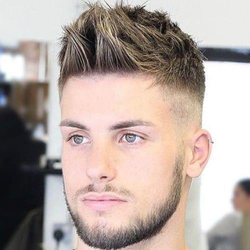 53 Splendid Shaved Sides Hairstyles For Men Men Hairstyles World Haircuts For Men Mens Summer Hairstyles Mens Hairstyles