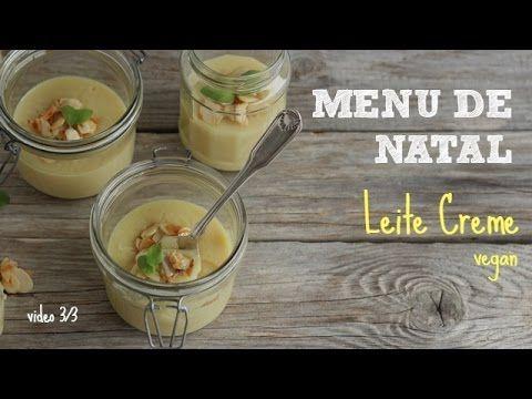 LEITE CREME vegan (menu de natal) 3/3 | Made by Choices