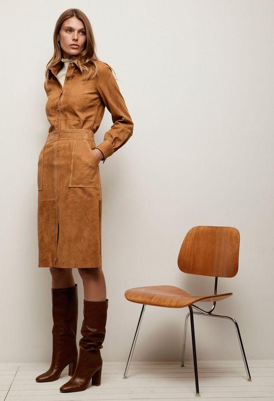 Frame Denim коллекция | Коллекции осень-зима 2019/2020 | Нью-Йорк | VOGUE