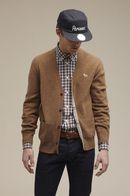 MAISON KITSUNÉ - COLLECTION FW12: