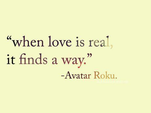 Love finds a way...