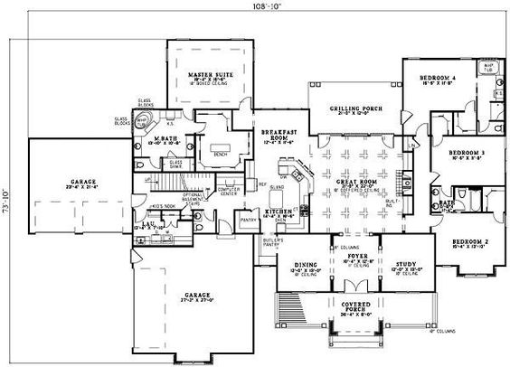bedrooms bedrooms corner split bedrooms dreams floorplans forward l