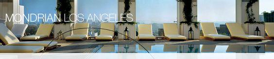 The Mondrian in Los Angeles