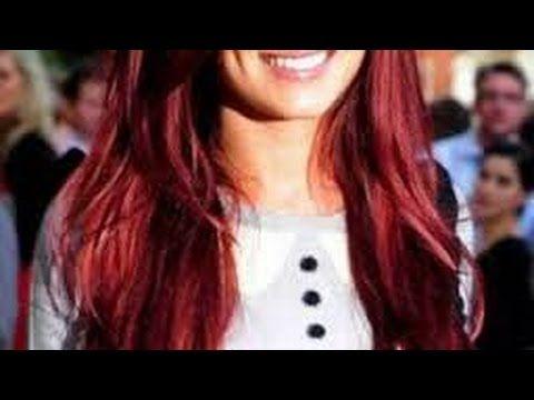 طريقة صبغ الشعربالحنة لون احمر غامق ياقوتي Youtube Brown Hair Colors Auburn Red Hair Hair Color Burgundy