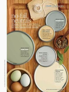 No fail neutral paint colors glidden dusty miller gl38 for Neutral wall colors for kitchen