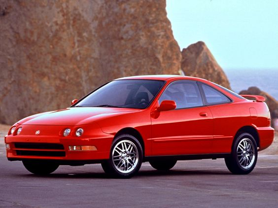 Acura Integra Typer Japan Coupe Sedan Cars Tuning Wallpaper