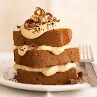 Merry Mocha Pound Cake