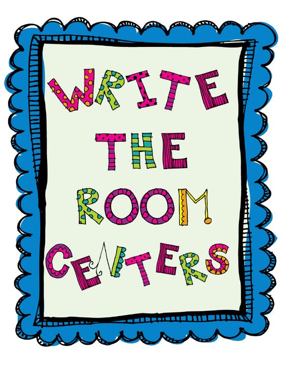 FREEBIE-Write the room centers for beginning sounds  By: Flying into First Grade