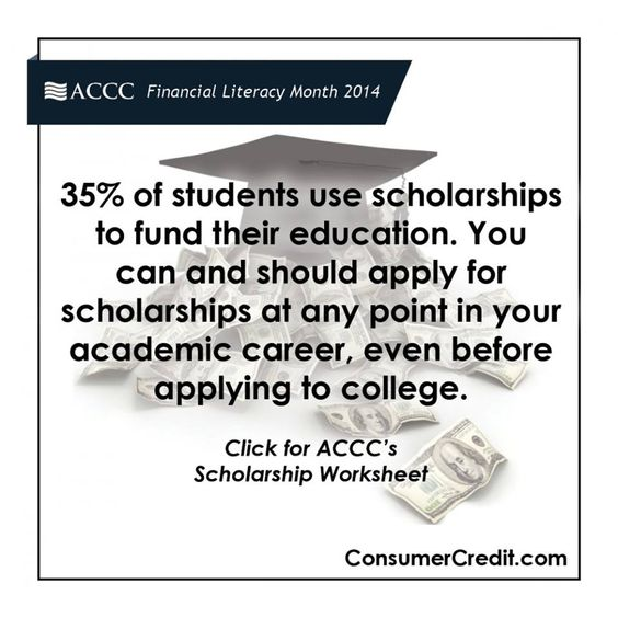 Thinking of applying for a scholarship this semester. Use this worksheet to learn how to find the best scholarships for you and how to apply for them.