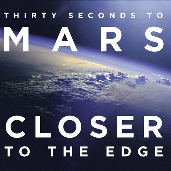 30 Seconds to Mars – Closer to the Edge (single cover art)
