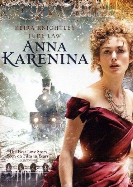 Anna Karenina Is 2012 British Historical Romantic Drama Film Directed By Joe Wright Anna Karenina Anna Karenina Movie Keira Knightley