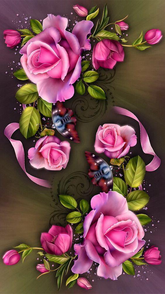 Beautiful roses printables 2 pinterest beautiful for Pretty rose drawings