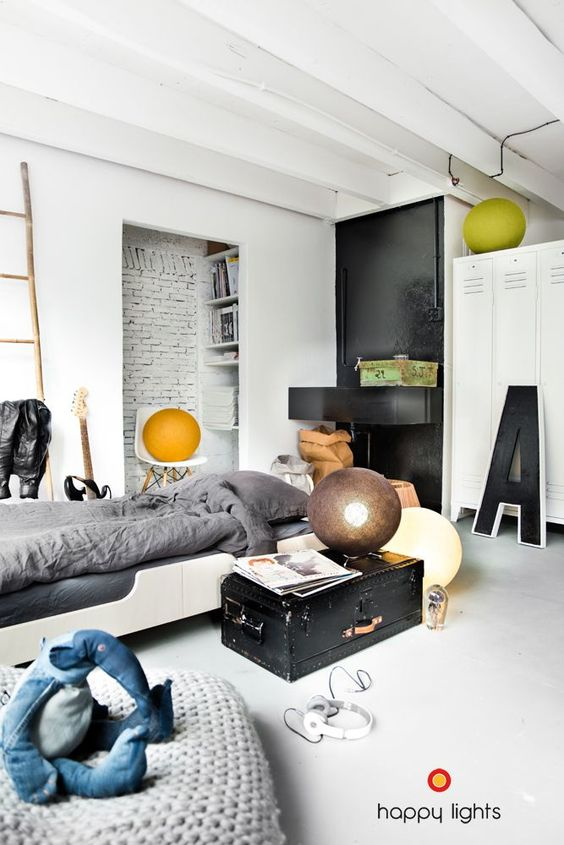 mommo design: TEEN ROOMS: