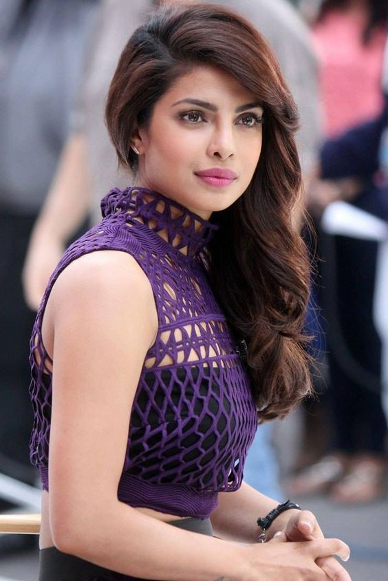 Priyanka chopra, another one on Frankenstein's blacklist, I will figure out the reason later.