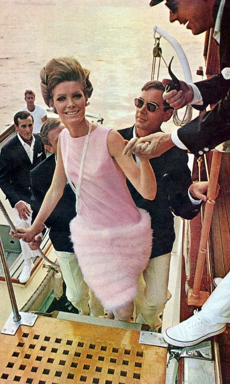 Welcome aboard the good life. December, 1965