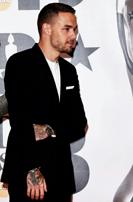 Payno at the BRITS! #BRITs