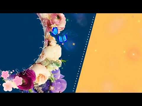 خلفية متحركة 4 Youtube Retro Lighting Retro