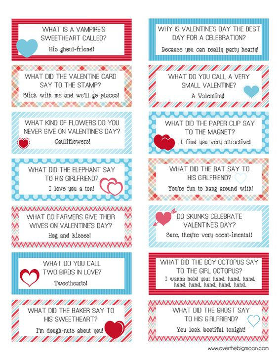joke valentines day cards