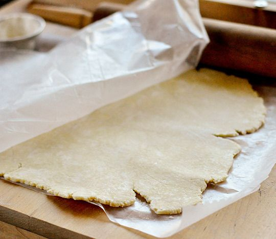 How To Make an Easy Cream Cheese Pie Crust   Recipe ...