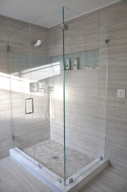 Bathroom tile valsinni white 12x24 notice how much this for Lowes bathroom tile designs