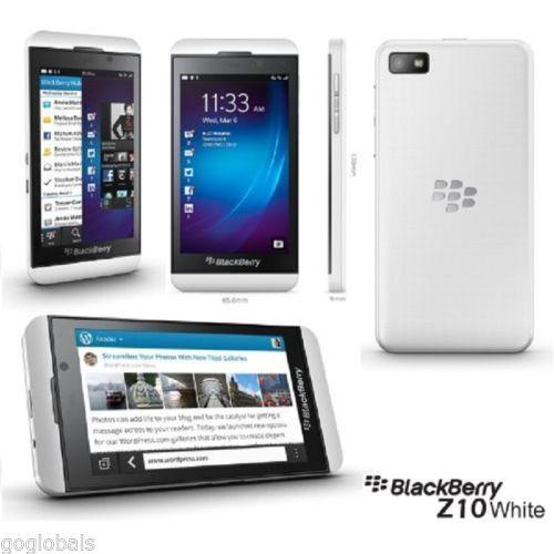 BlackBerry Z10 STL100-2 4G LTE Smartphone GSM 16GB Unlocked Mobile phone WHITE https://t.co/VuvqapaB9q https://t.co/QRGv5fcGqT