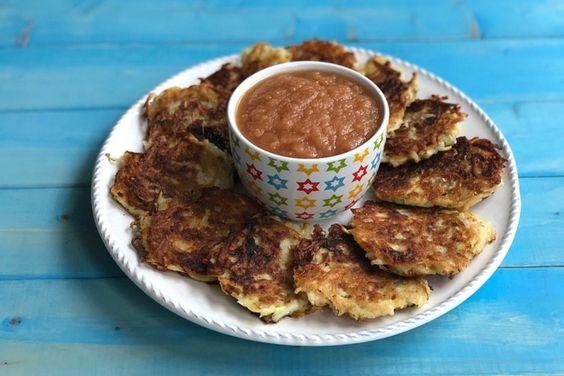8 Gluten-Free Hanukkah Recipes for 8 Crazy Nights of Hanukkah