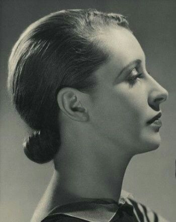 Marion Morehouse profile. Image via Pinterest.