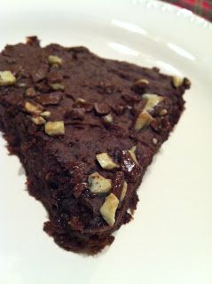 Kitchen Queen Eats Clean: Gluten-Free Chocolate Peppermint Brownies