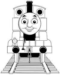 colouring pages of thomas the tank engine google search