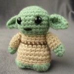 crochet you i will: Amigurumi Yoda, Starwars Characters, Star Wars Baby, Crochet Amigurumi, Crochet Animals, Starwars Mini