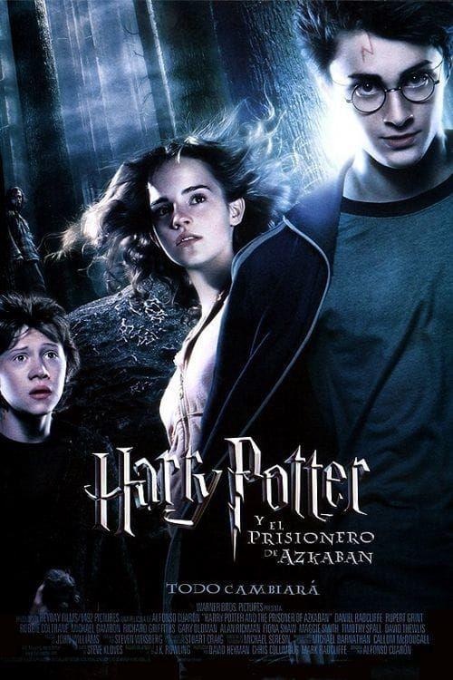 Harry Potter Y El Prisionero De Azkaban Prisionero De Azkaban Peliculas De Harry Potter El Prisionero De Azkaban