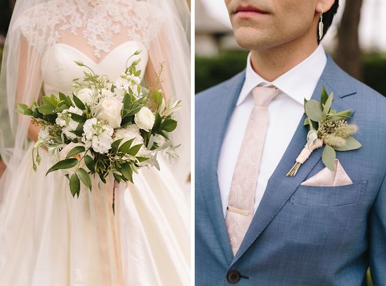 flowers / boutonneire