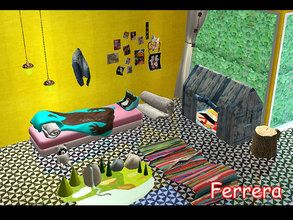 steffor's Sims 2 Downloads