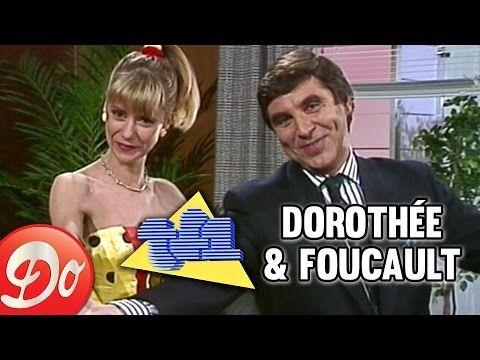 Moments cultes de TF1: le duo entre Dorothée et Jean-Pierre Foucault