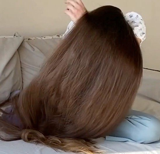 Video This Is The Definition Of Perfect Hair In 2020 Long Hair Styles Long Hair Play Perfect Hair